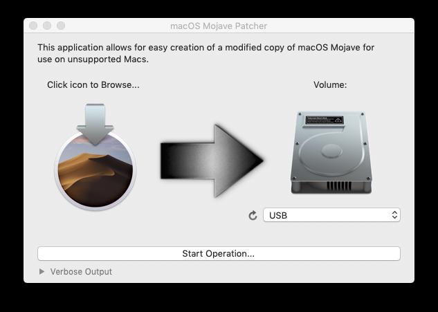 Thinkpad x220にmacOS mojaveをインストールしようとしたけどうまくいか